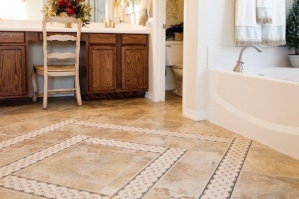 bath flooring