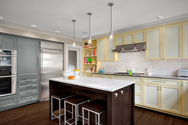 Kitchen cabinets colors and design in Sacramento | A+ Construction ...