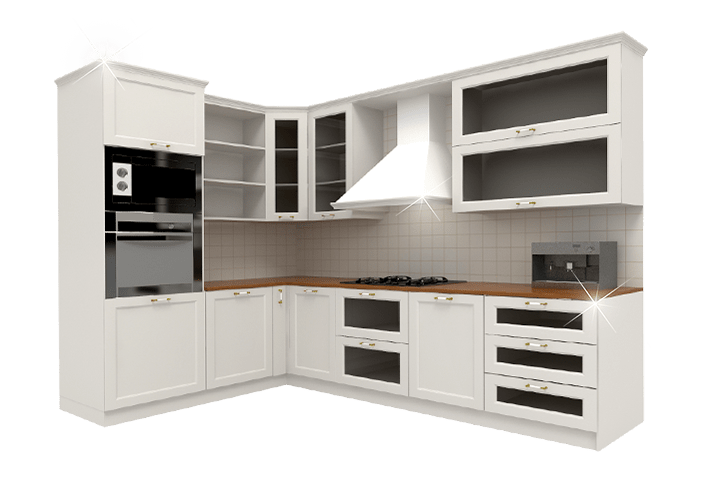 kitchen cabinets colors and design