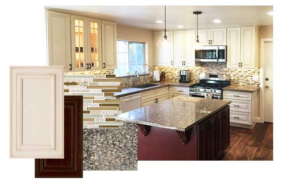 Kitchen Cabinets Remodeling | A+ ConstructionPro