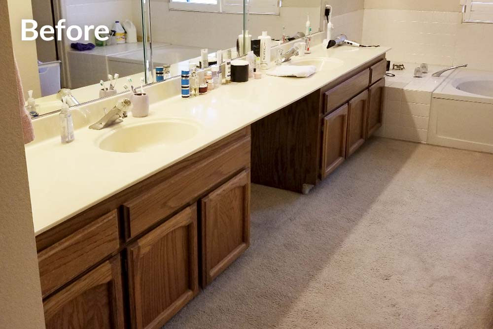 Bathroom Renovation in Granite Bay, CA