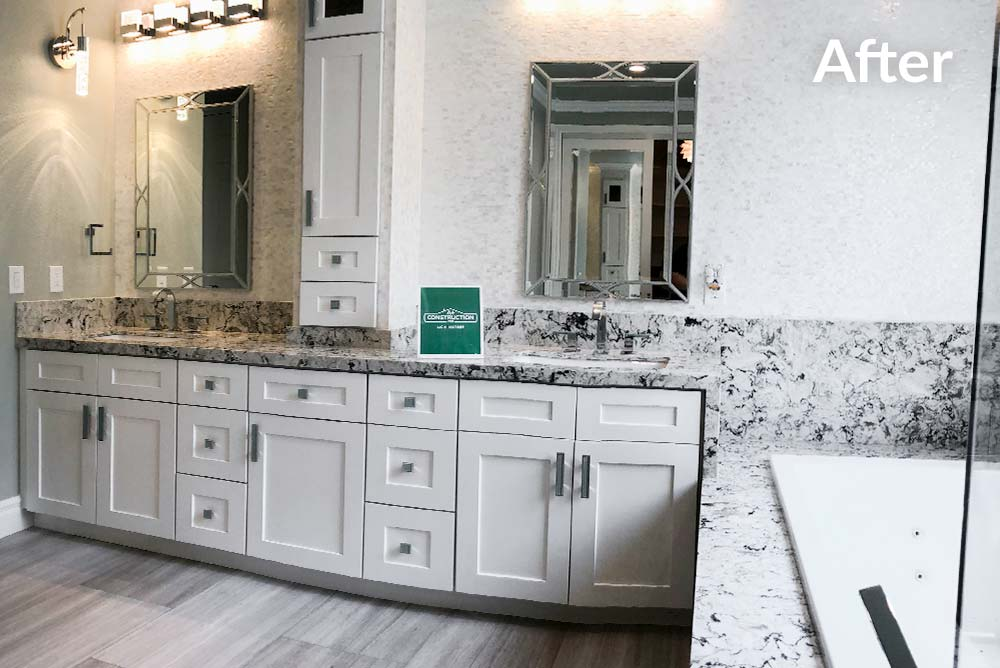Bathroom Renovation in Elk Grove, CA