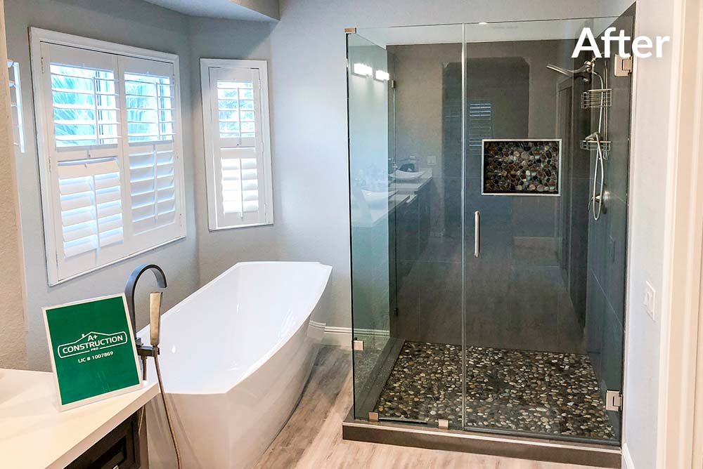 Bathroom Renovation in Carmichael, CA