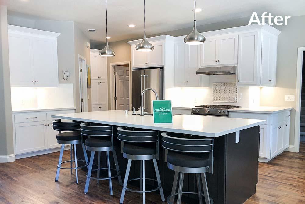 Kitchen Refinish in Carmichael, CA