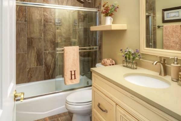modern trends in bathroom remodeling