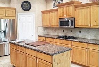 Kitchen Refinish A Construction Pro