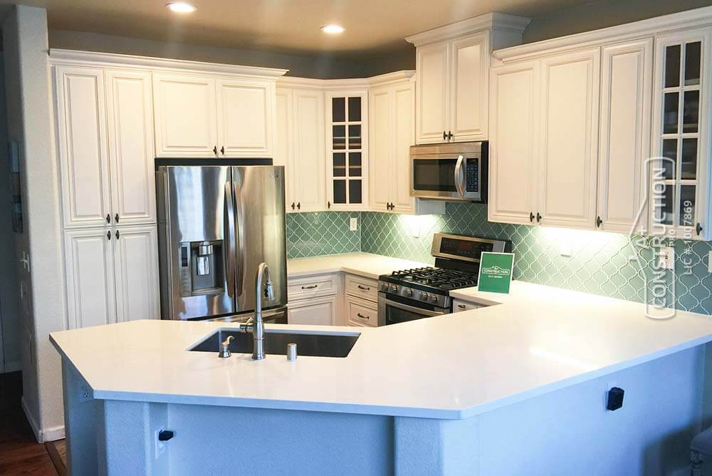 Kitchen Remodeling Sacramento Model Magnificent Kitchen Cabinets Remodeling Sacramento  A Construction Pro Review