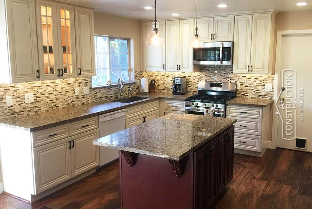 Kitchen Remodeling in Carmichael, CA