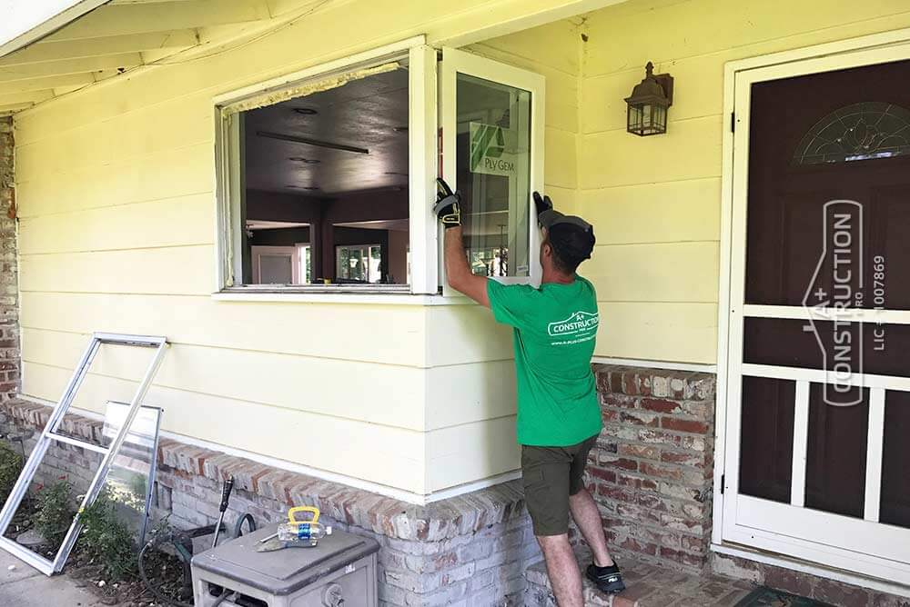 Windows Replacement in Sacramento, CA