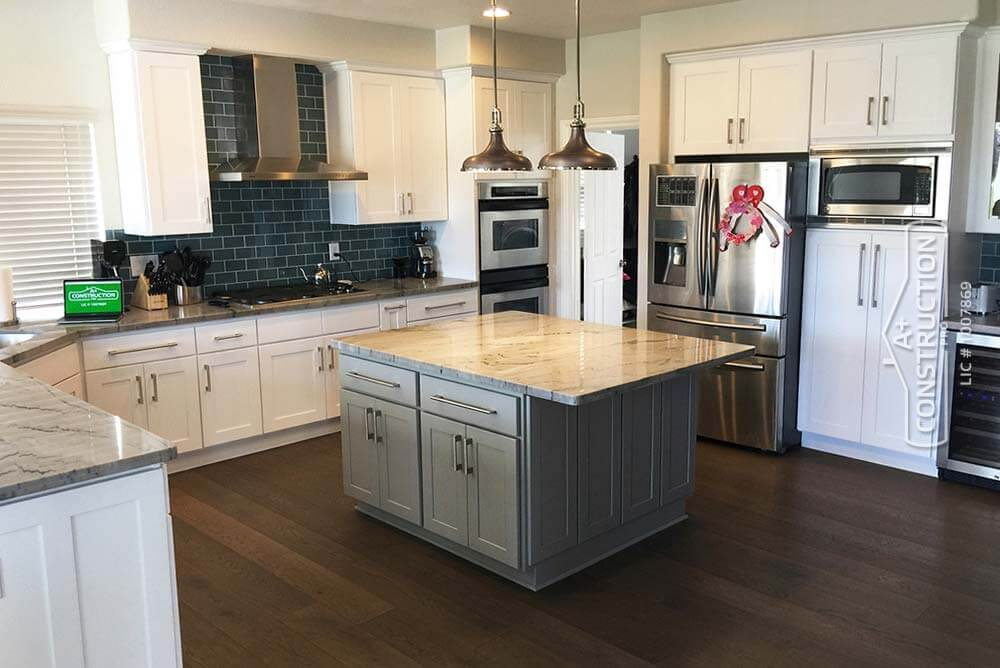 Bathroom Remodel Elk Grove Ca kitchen remodeling sacramento | a+ construction pro inc.