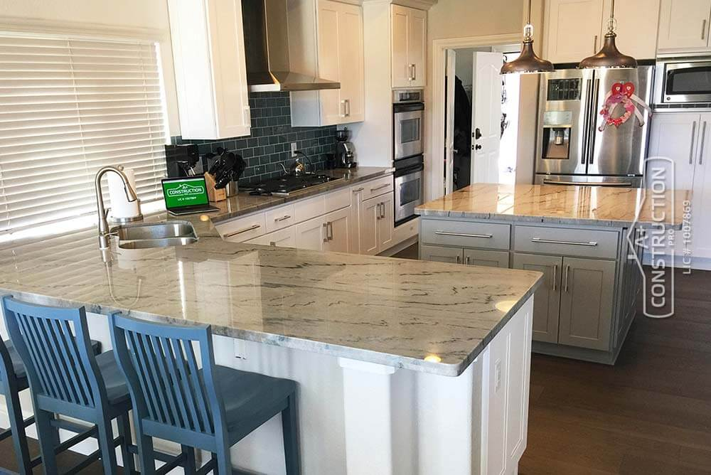 Plain Bathroom Remodel Elk Grove Ca Vhc Home Improvements Kitchen